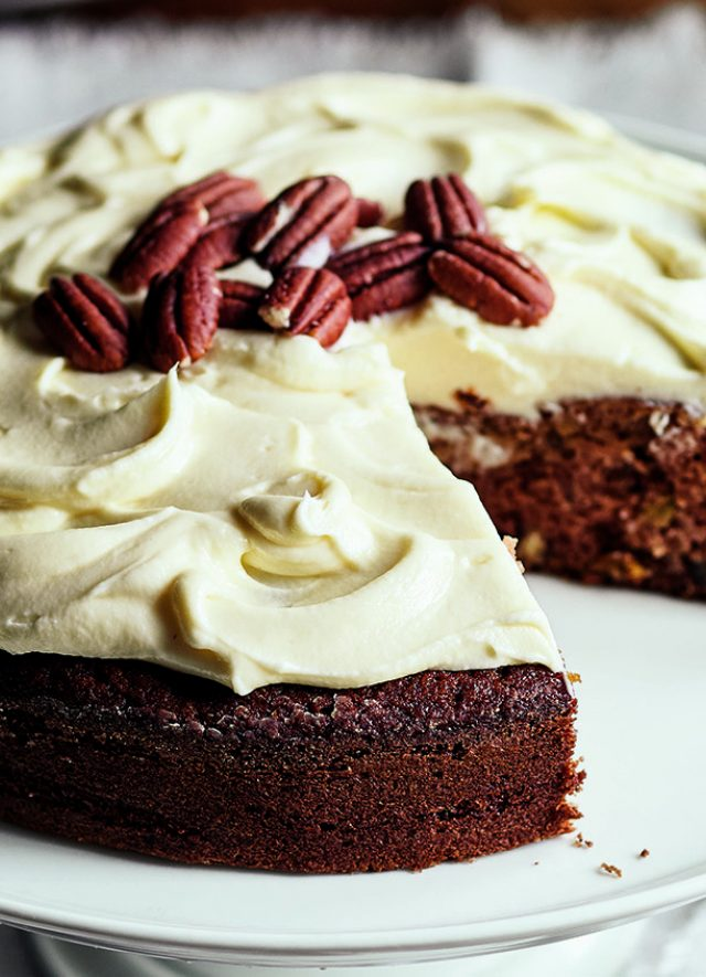 Applesauce Cake but with a modern twist!