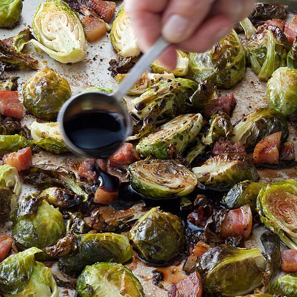 Barefoot Contessa Balsamic Roasted Brussels Sprouts Recipes
