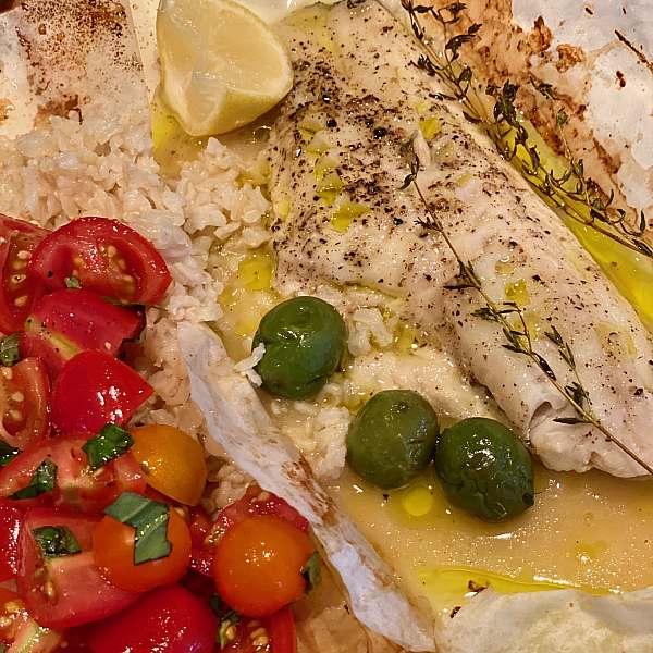 Barefoot Contessa Herb Roasted Fish Recipes