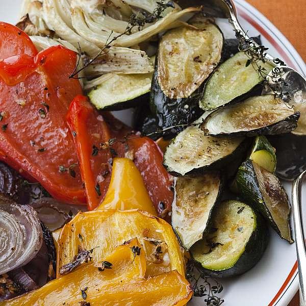 Barefoot Contessa Roasted Summer Vegetables Recipes
