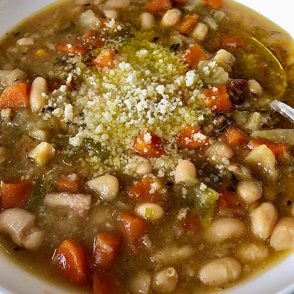 Barefoot Contessa Tuscan White Bean Soup Recipes