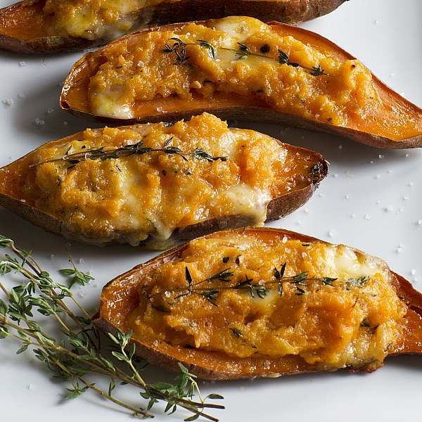Barefoot Contessa Twice Baked Sweet Potatoes Recipes